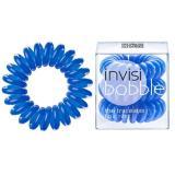 Резинка для волос пружинка синяя 3шт/уп