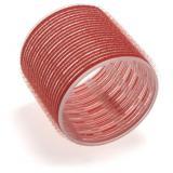 Бигуди-лип. (10) SIBEL 70мм. красные
