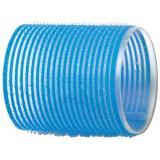 Бигуди-липучки голубые d 55 мм (6шт.) DEWAL