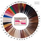 Палитра натуральных волос HAIRSHOP