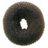 Валик для прически DEWAL, сетка, черный d8см